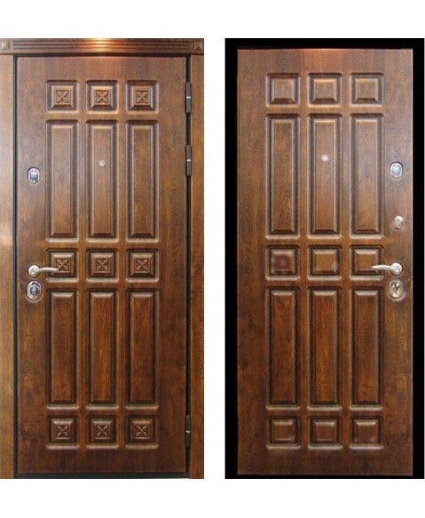 двери входные в квартиру недорого с установкой в сзао