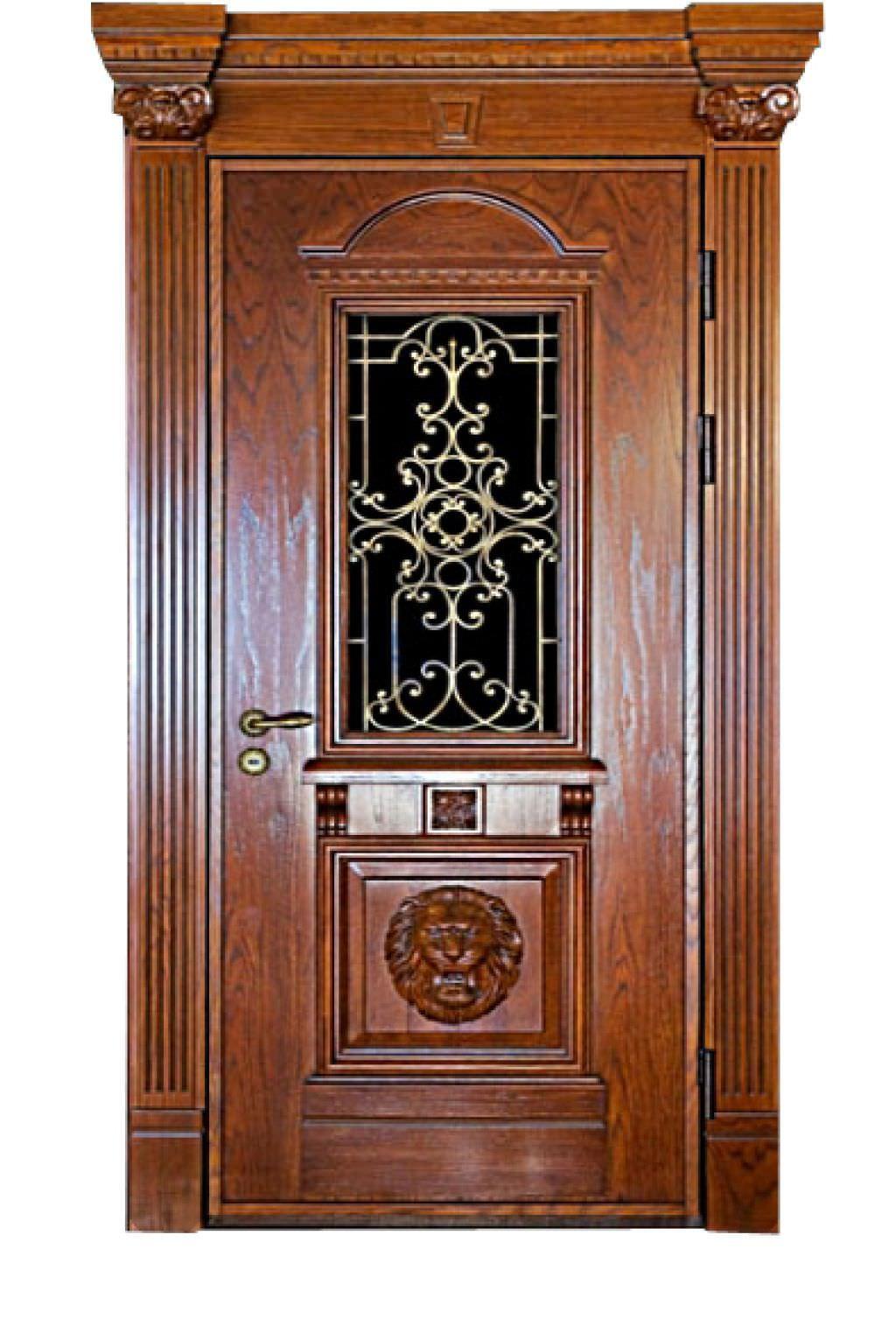 элитные металлической двери