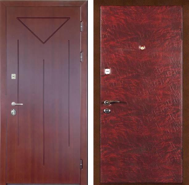 двери входные мдф от 6000 руб