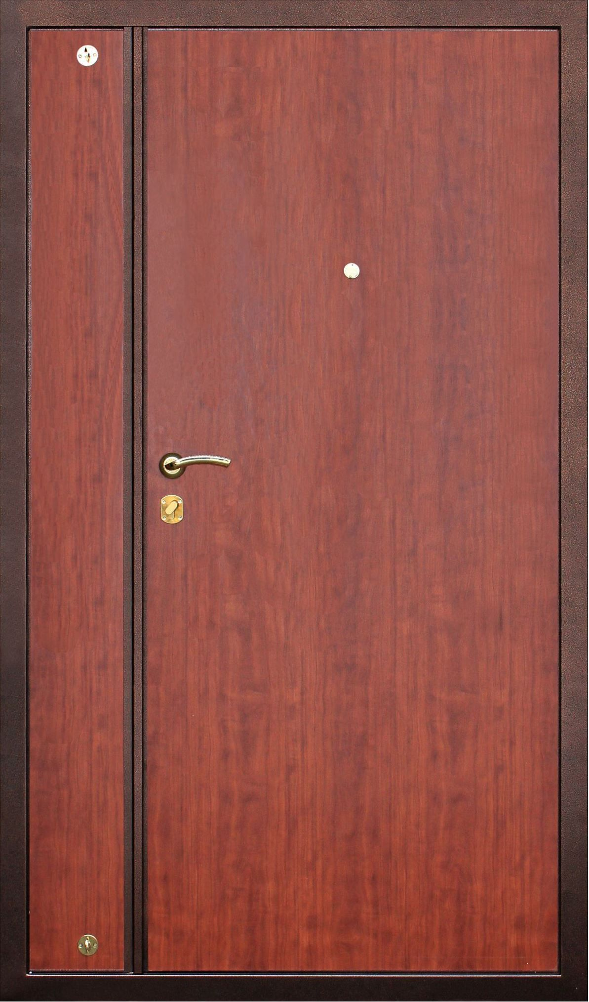 металлические двери двухстворчатые заказать в москве