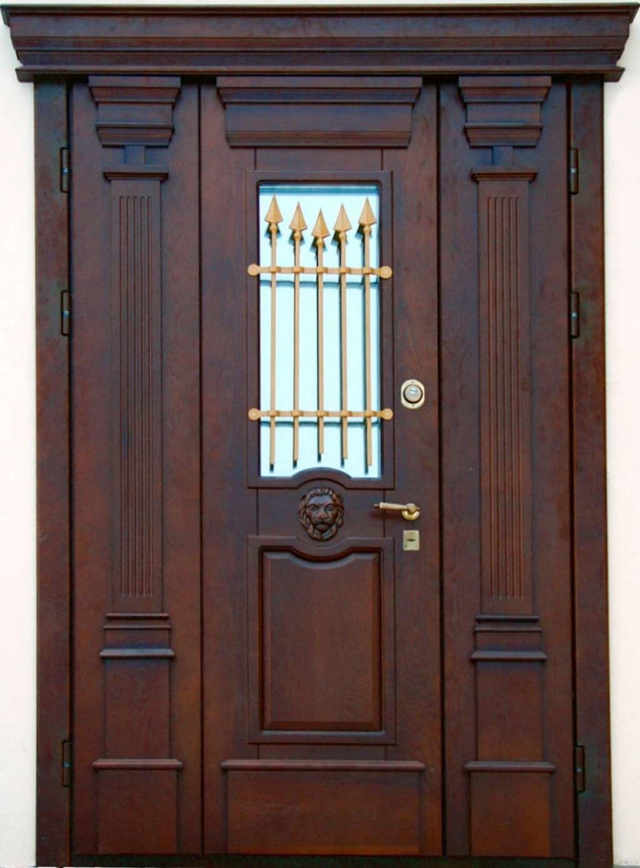 двери наружные металлические элитные