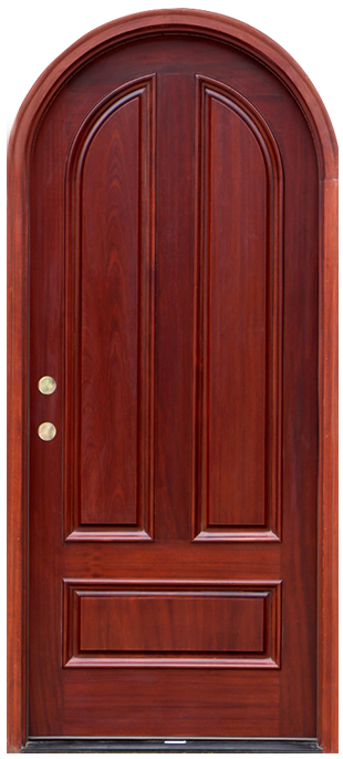 металлическая входная арочная дверь цены