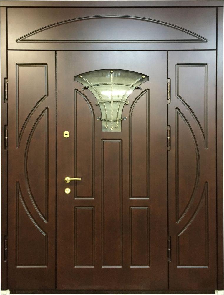 парадные металлические двери москва