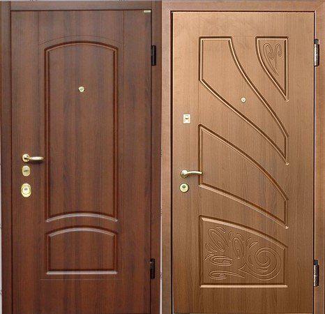 двери металлические по