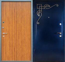 металлические двери ламинат в москве