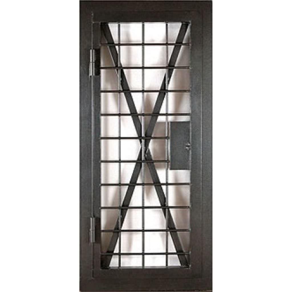 продажа и входные металлические двери гаражные ворота в москве 5