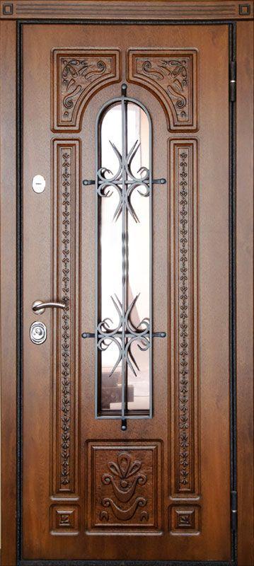 метталическая входная дверь