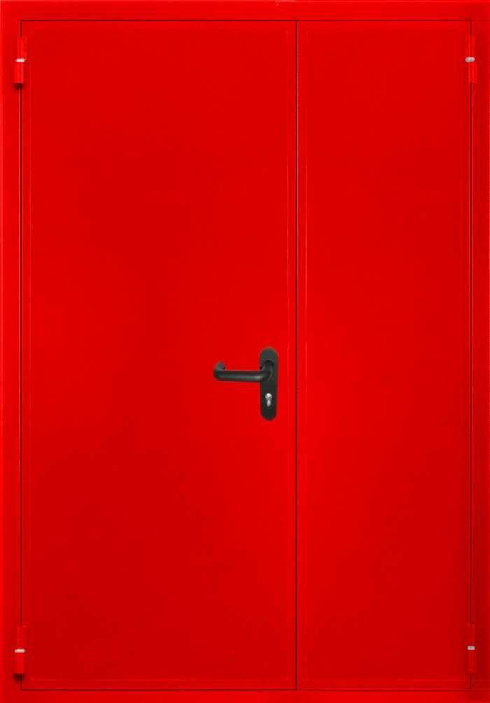 дверь противопожарная металлическа