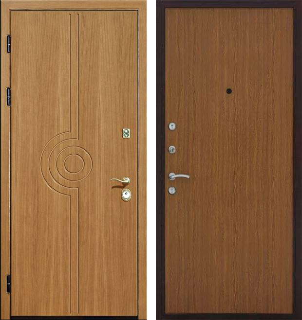 двери металлические с пленкой пвх