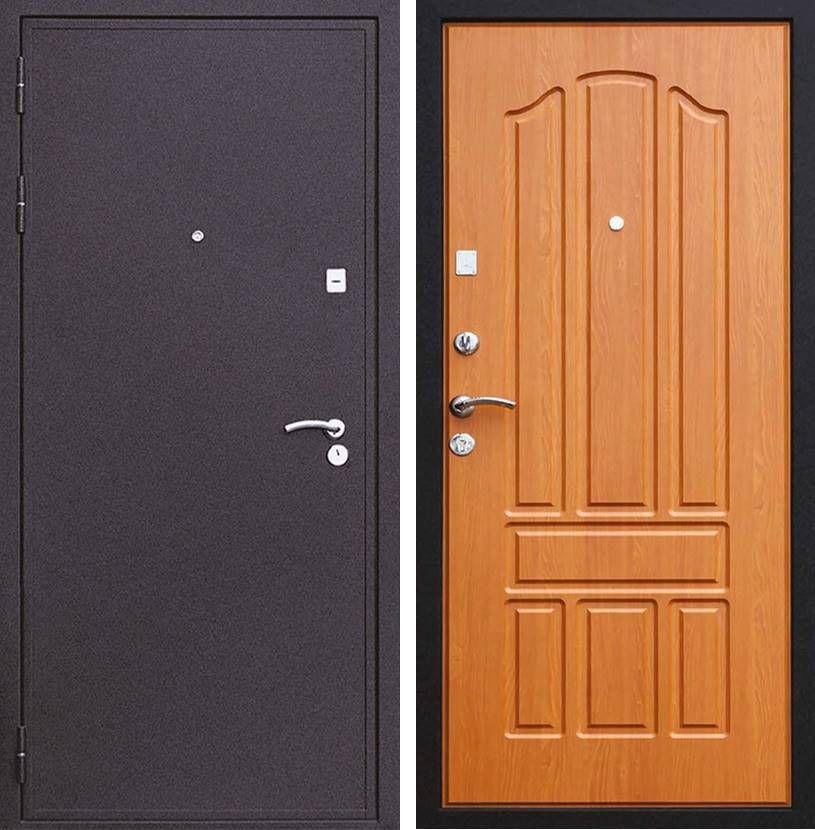 качественные стальные двери с шумоизоляцией