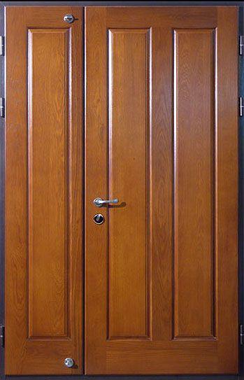 тамбурная входная металлическая дверь
