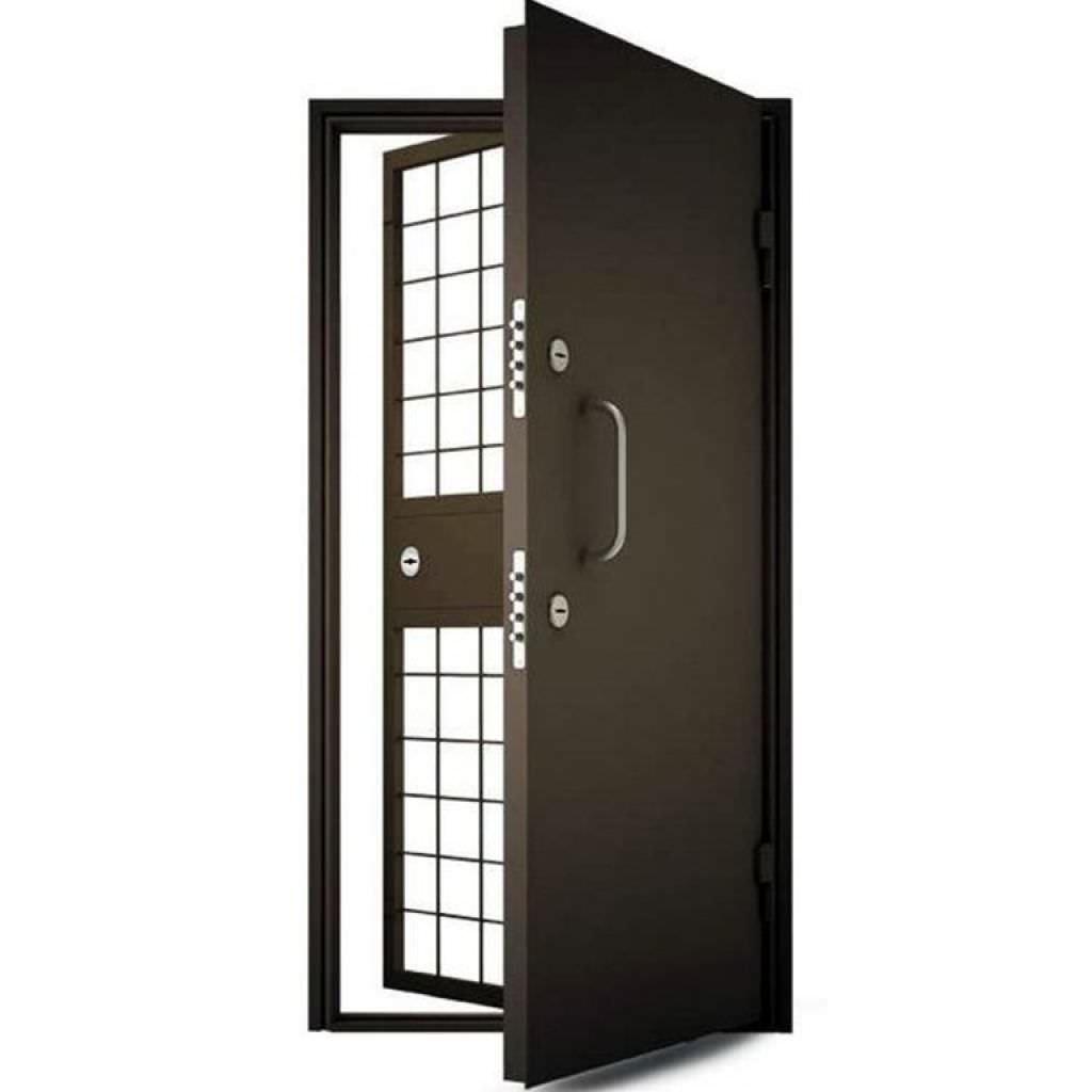 дверь металлическая для банковских касс