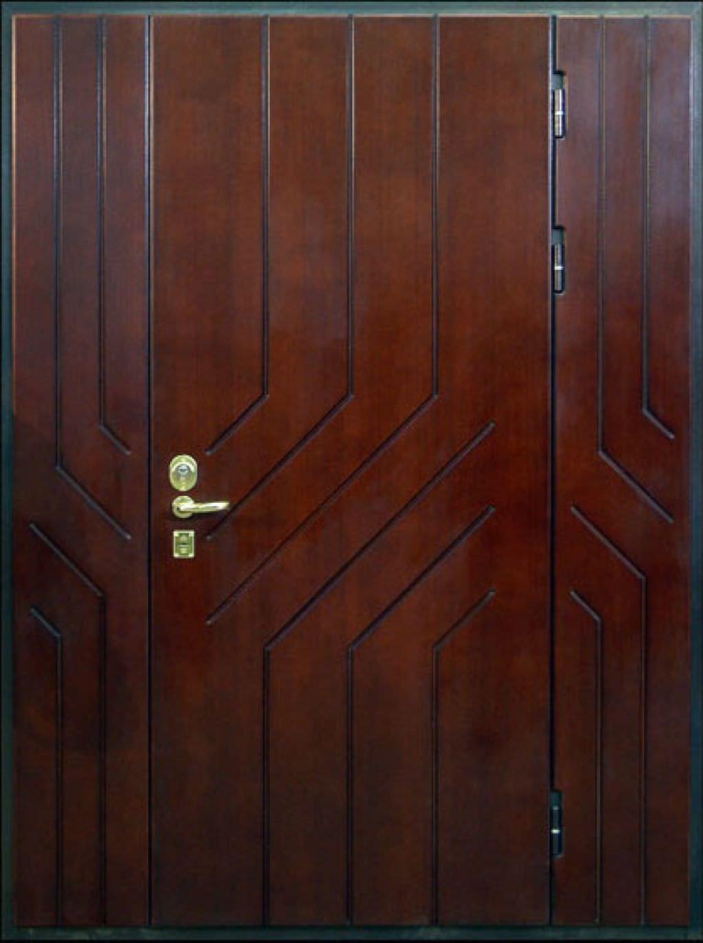 входные тамбурные двери металические