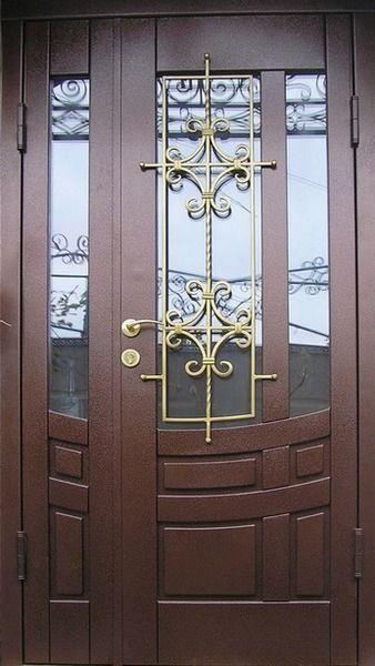 двери входные металлические нестандартные цены с ковкой