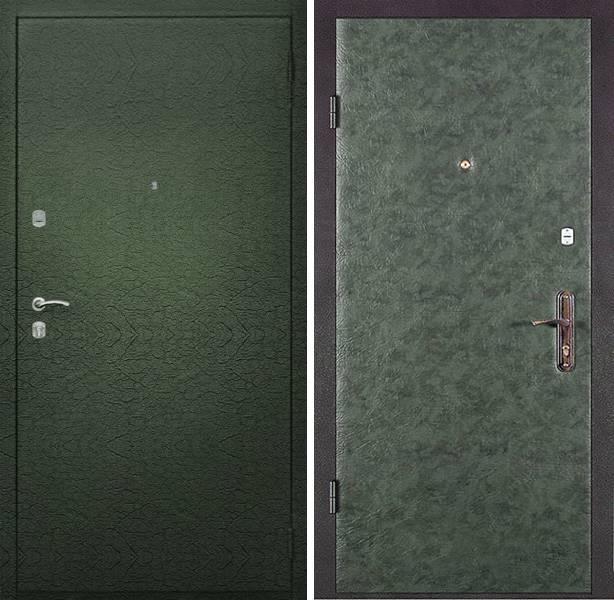 стальные двери на несколько квартир