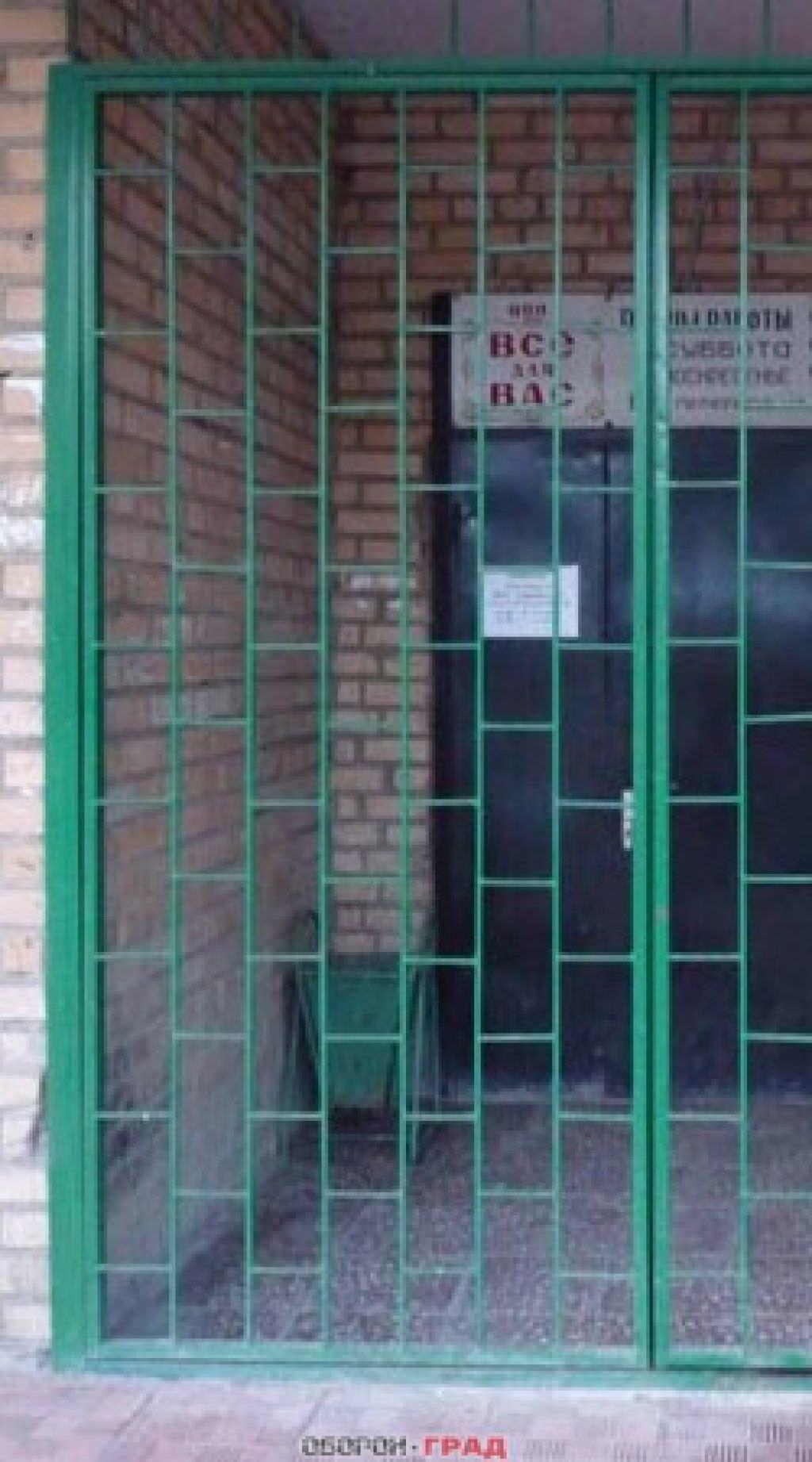 металлические двери и решетки на окна для дачи в орехово зуево
