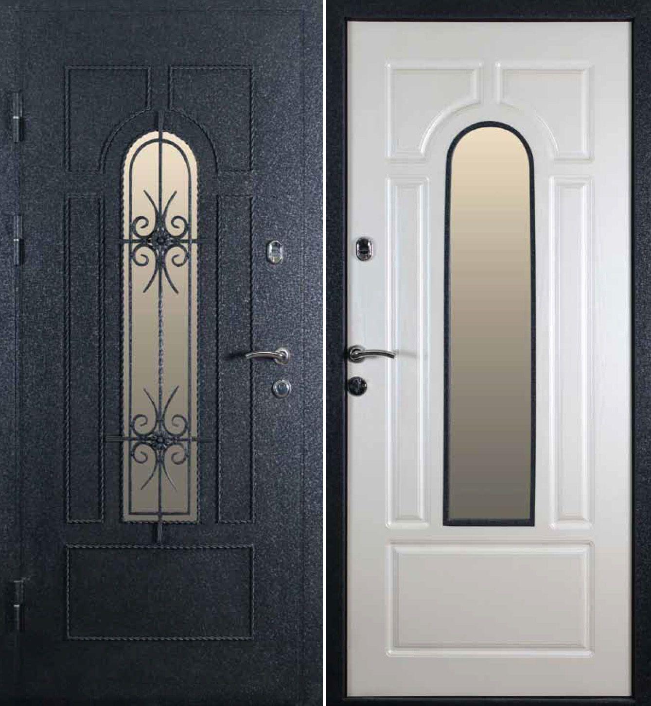 двери входные металл для коттеджа